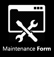 Web Maintainance Form